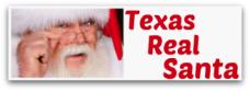 Texas Real Santa